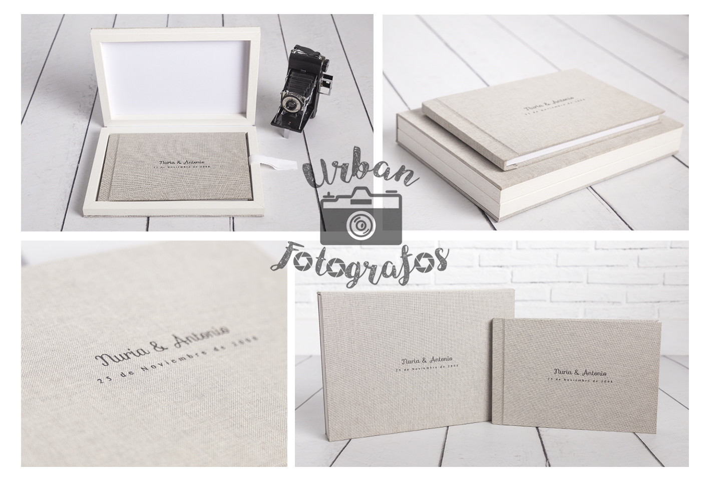 Album boda floricolor duo collection